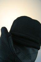 Herrenhandschuhe Outdoor, Thinsulate Schwarz