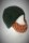 Bart - Mütze von Beardo Grobstrick (Bart abnehmbar) schwarze Mütze-brauner Bart
