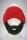 Bart - Mütze von Beardo Grobstrick (Bart abnehmbar) rote Mütze-schwarzer und weißer Bart