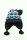 Grobstrickmütze mit Schirm Brooklyn Blau