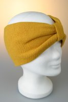 Stirnband, Feinstrick mit Riegel