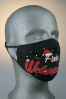 Mund- und Nasenmaske, Weihnachten