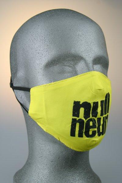 Mund- und Nasenmaske, Fan Null Neun
