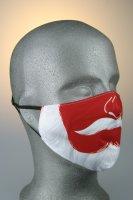 Mund- und Nasenmaske mit Weihnachtsmotiv,...