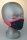 Kindermaske, 3-6 J., blau mit pinken Anker