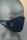 Kindermaske, 3-6 J., blau mit weißen Anker