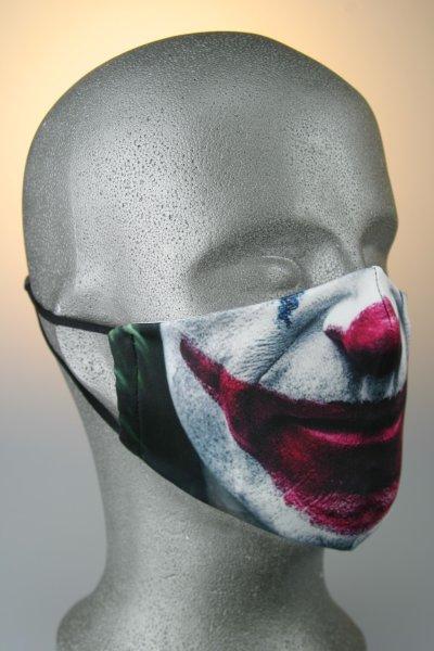 Mund- und Nasemaske, Joker