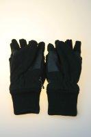 Damenhandschuhe Outdoor, Thinsulate, schwarz